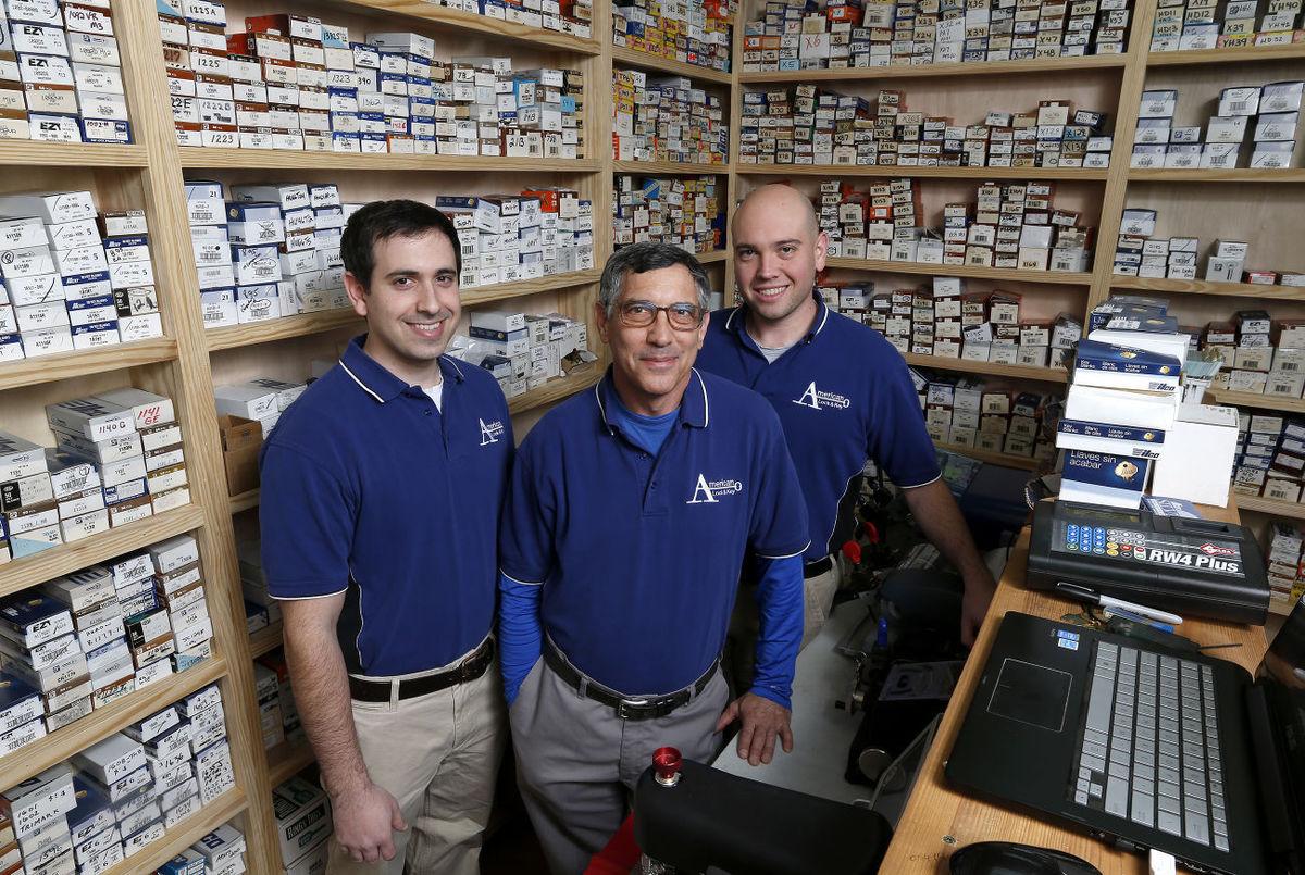 Wilson locksmith family at American Lock & Key in Richmond VA