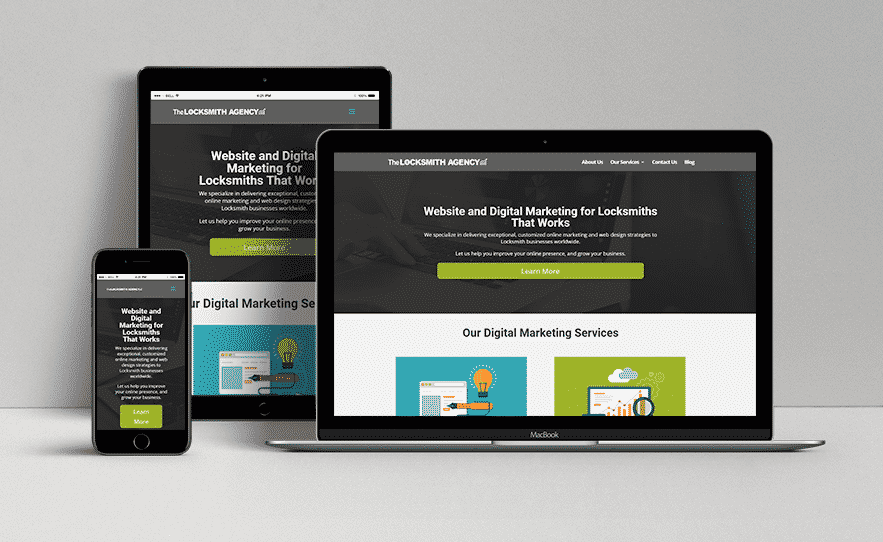 we build responsive sites