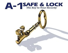 a-1 safe and lock